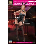1:12 Real Figure Collection #8 Blond Girl Vol.4
