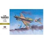 1:32 Curtiss P-40E Warhawk