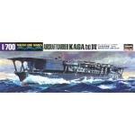 1:700 IJN Aircraft Carrier Kaga