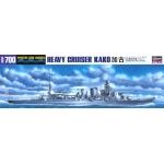 1:700 Japanese Navy Heavy Cruiser Kako