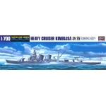 1:700 Japanese Navy Heavy Cruiser Kinugasa