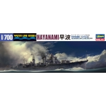 1:700 Japanese Navy Destroyer Hayanami