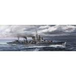 1:700 IJN Destroyer Asashimo - Waterline Model