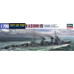 1:700 IJN Destroyer Kasumi - Waterline Model Kit