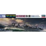 1:700 IJN Destroyer Akishimo
