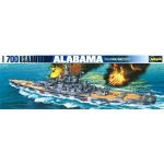 1:700 US Battleship Alabama