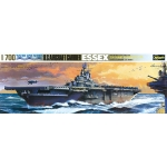 1:700 US Aircraft Carrier Essex