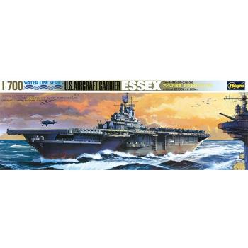 1:700 US Aircraft Carrier Essex