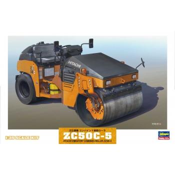 1:35 Hitachi Vibratory Combined Roller ZC50C-5