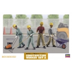 1:35 Construction Worker Set A