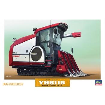 1:35 Yanmar Combine YH6115