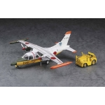 1:72 Mitsubishi MU-2A Air Rescue Wing With Tow Tractor