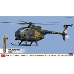 1:48 OH-6D Akeno Special 2019  with Figure