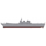 1:700 JMSDF DDH Kaga - Multipurpose Operation Carrier