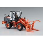 1:35 Hitachi ZW100-6 Log Grapple Working Machine