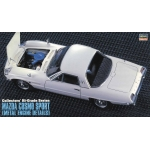 1:24 Mazda Cosmo Sport With Metal Engine Detail