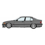 1:24 BMW 320I With Chin Spoiler