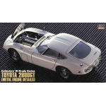 1:24 Toyota 2000GT With Metal Engine Detail