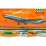 1:144 DeHavilland Comet Jetliner