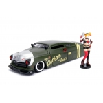 1:24 1951 Mercury with Harley Quinn Figure