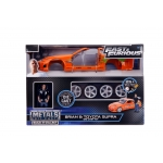 1:24 BNC Toyota Supra DIECAST Kit With Brian Figure