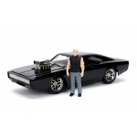 1:24 1970 Dodge Charger R/T with Dominic Toretto Figure