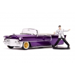 1:24 Elvis Presley 1956 Cadillac Eldorado With Figure