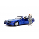 1:24 Henry Bower's Pontiac Firebird and Pennywise Figure