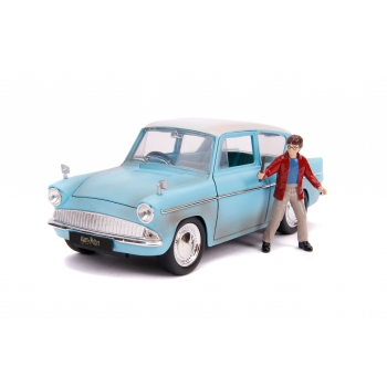 1:24 1959 Ford Anglia with Harry Potter Figure