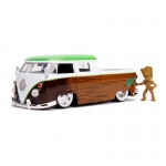 1:24 1963 VW Microbus With Groot Figure