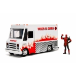 1:24 Taco Truck and Deadpool Figure