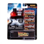 NANO Back to the Future 3 Car Set