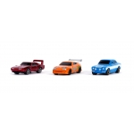 NANO Fast and Furious 3 Car Assortment