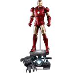 1:4 Iron Man Mark III Deluxe Version