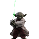 1:6 Master Yoda – Attack of the Clones