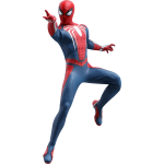 1:6 Spider-Man (Advanced Suit) – VGM Series