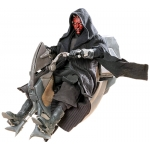 1:6 Darth Maul with Sith Speeder
