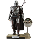 1:6 The Mandalorian and The Child Deluxe Version