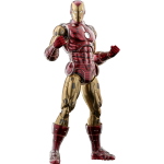 1:6 Iron Man - The Origins Collection