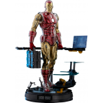 1:6 Iron Man DELUXE - The Origins Collection