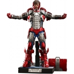 1:6 Tony Stark Mark V Suit Up Version DELUXE