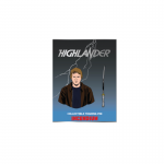 Highlander Conner and Sword Lapel Pin Set