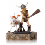 1:10 Bobby the Barbarian and Uni BDS Art Scale Statue