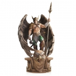 1:3 Hawkman Prime Scale Statue - CLOSED WINGS Version