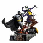 1:6 Batman vs Joker Battle Diorama