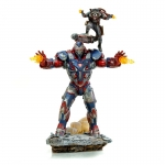 1:10 Iron Patriot & Rocket BDS Art Scale Statue