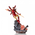1:10th Iron Man Mark LXXXV Deluxe BDS Art Scale Statue