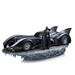 1:10 Batmobile Deluxe with Batman Figure and Base from 1989 Batman