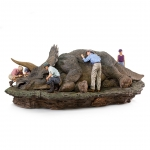 1:10 Triceratops Deluxe Art Scale Diorama