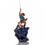 1:10 Lion-O and Snarf BDS Art Scale Statue